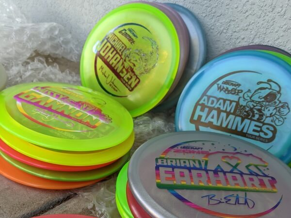 New Discraft Discs in Stock March 4 2021