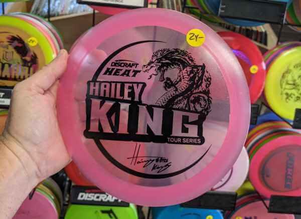 New Discraft Discs in Stock (9/21/21)